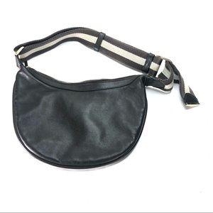 Gucci mini hobo adjustable shoulder bag brown
